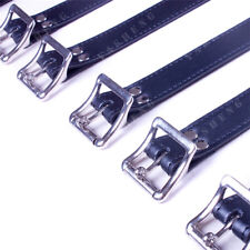 7Pcs One Set Varied Length PU Leather belts Full Body Straps Restraints