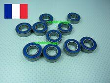 10 Roulement de roue 8x16x5,Bearing ABEC 5 Kyosho mp9 tki 3 4,Buggy TT 1/8