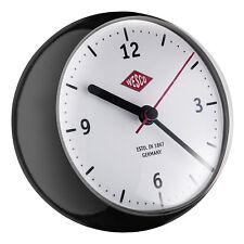 Wesco MiniClock in Schwarz Uhr mit Eieruhr Spacy design Kurzzeitmesser Neu OVP