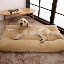 Orthopedic Dog Bed Pet Lounger Deluxe Cushion for Crate Foam Soft Large XXXLarge