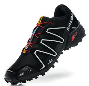 Herren Schuhe Salomon Speedcross Laufschuhe Shoes 3 Outdoorschuhe 41-46 ERHG5ERT