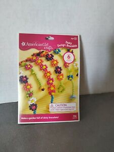 American Girl Daisy Design Bracelet Kit