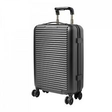 Mandarina Duck Tank Case 4 Wheels Cabin Trolley 45 Cm Black