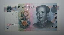 CHINE - CHINA - BILLET - 10 YUAN 2005