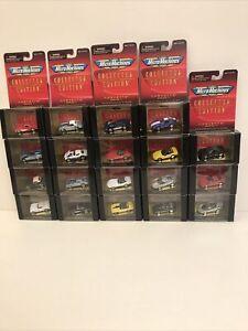 1998 Galoob Micro Machines Corvette Series 1 Collector Edition 19 Corvettes New