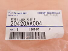 Genuine OEM Subaru 20420AA004 Front Stabilizer Sway Bar Link