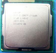 Intel Core i7-2600 3.40GHz SR00B Lga 1155