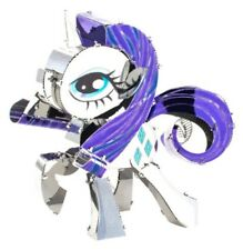 Fascinations My Little Pony Rarity Metal Earth 3D Model Kit Mms335