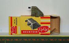 Voie GEGE - Heurtoir Butoir SNCF -  ref 6631 - Neuf en Boite d'Origine