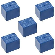 5V / 12V / 24V Mini Songle Relay SPDT 5-Pins PCB - 1st Class