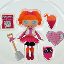 Orange 3Inch Original MGA Lalaloopsy Doll with the accessories For Girl'sToy