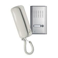 Audio Türsprechanlage Pentatech DP 601 für 1-Familienhaus Unterputz Anlage