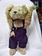 Jointed Franklin Lenore DeMent Gallery Teddy Bears Yesterdays Bears Aston Drake