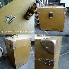 alter Projektor-Koffer Holzkiste Kasten SIEMENS & HALSKE Lerhrbund 1936-1939