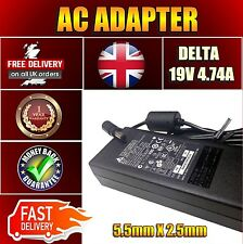LAPTOP ADAPTER CHARGER FOR MEDION AKOYA P6618 90W POWER SUPPLY UNIT
