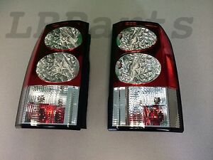 Land Rover LR4 Rear Tail Lamp Light SET PAIR RH LH Genuine LR036164 + LR036166