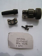 Amphenol Cable Clamp Accessory Kit Type 97-67-16-6.