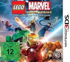 Nintendo 3DS Lego Marvel Super Heroes Universum in Gefahr Mehrsprachig humorvoll