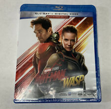 Ant-Man and the Wasp Blu-ray Marvel Multi-Screen Rudd Lilly Douglas NEW