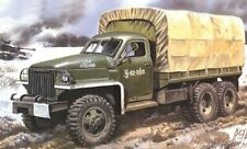 ICM Models 35514 Studebaker US6 U4 Truck 1:35  New Free Shipping