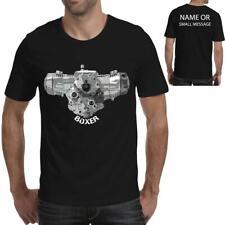 Boxer Engine BMW Motorrad R1200 GS  Motorcycle printed Mens T-Shirt