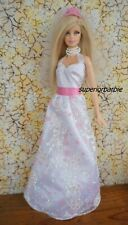 Barbie's FORMAL WEDDING GOWN and Accessories
