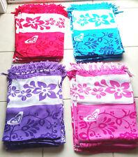 SARONG / WRAP / Beach Cover up ROXY Frangipani Flower Print  Slightly Imperfect!