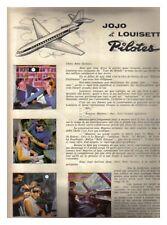 COLLECTEUR ALBUM IMAGE CASINO JOJO LOUISETTE PILOTES COMPLET