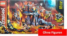 LEGO® 71717 Ninjago Reise zu den Totenkopfverliesen OHNE MINIFIGUREN  Unbespielt
