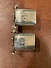 GE/Western Electric Capacitor 12.5uf