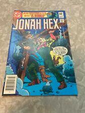 Jonah Hex #58 ( March 1982 ) DC Comics JW
