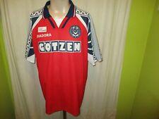 "MSV Duisburg Original diadora Auswärts Trikot 1996/97 ""Götzen"" Gr.XXL TOP"