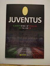 Rarissimo folder Juventus 2014/2015 33°Scudetto nuovo