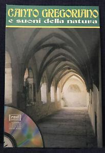Canto Gregoriano e suoni della natura - Air Ensemble CD COME NUOVO INTROVABILE