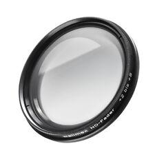 walimex ND-Fader Neutral Density verstellbarer Graufilter 72mm +2 bis +8 Blenden