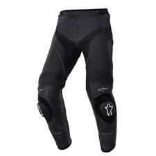 Pantalones para hombres color principal negro talla 48 para motoristas