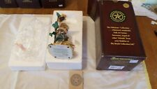 """Boyds Folkstone Collection """"Liddy Pearl,How Does Your Garden Grow"""" Le2110 Nib"""