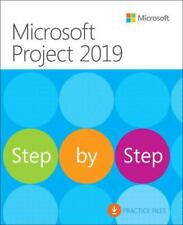 Microsoft Project 2019 Step by Step (Paperback)