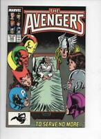AVENGERS #280, NM, Captain America, Thor, 1963 1987, more Marvel in store