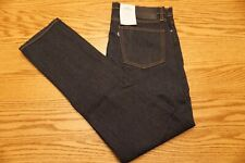 Nwt Men'S Levi Jeans 510 Multiple Sizes Skinny Fit Made & Crafted Dark Blue $168