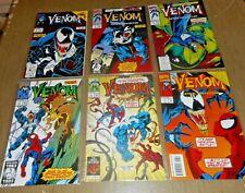 Venom Lethal Protector #1 - #6 Complete Set HIGH GRADE