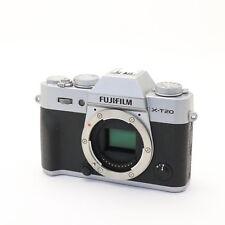FUJIFILM X-T20 Silver
