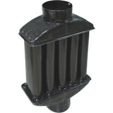 120 Abgaswärmetauscher Warmlufttauscher Kamin Rauchrohr Kaminrohr Rauchgaskühler