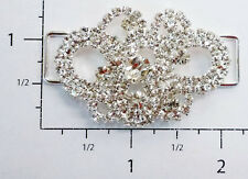 Crystal Knot Connector- Competition Bikini Rhinestone Connector - # 2103