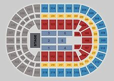 2 Tickets Elton John 2/4/22 United Center Chicago, IL