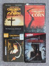 NEW Children of the Corn Complete Series 1-8 DVD Lot Horror 1 2 3 4 5 6 7 8 Rare