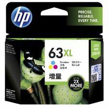Genuine HP 63XL Tri-colour F6U63AA Ink Cartridge 2130 3630 4522 3830 4650 5220