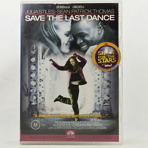 Save the Last Dance Drama Music DVD R4 Good Condition Keep Case
