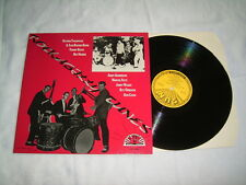 LP VA Rockabilly Tunes - Ruick Thompson Felts Cook - UK Sun Records # cleaned