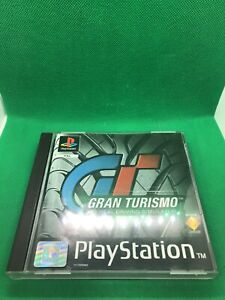 gran turismo ps1 Cib Black Label